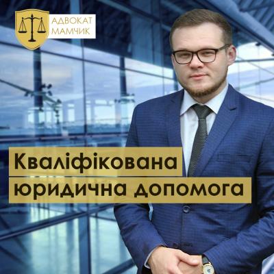 Адвокат Мамчик  Дмитро  Олегович