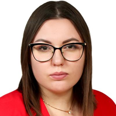 Юрист Kyrpa Yuliia Vladislavovna
