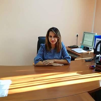 Адвокат Перепелица Кристина Владиславовна