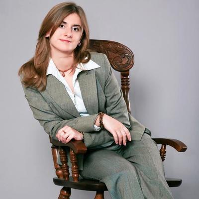 Юрист Глебова Екатерина Юрьевна