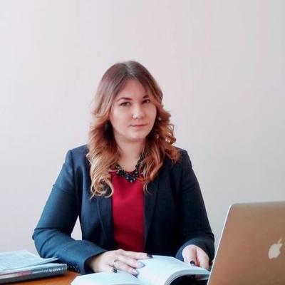 Адвокат Саєнко Анна